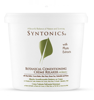 Botanical Conditioning Creme Relaxer-Normal 4lb