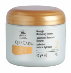 Overnight Moisturizing treatment 4oz